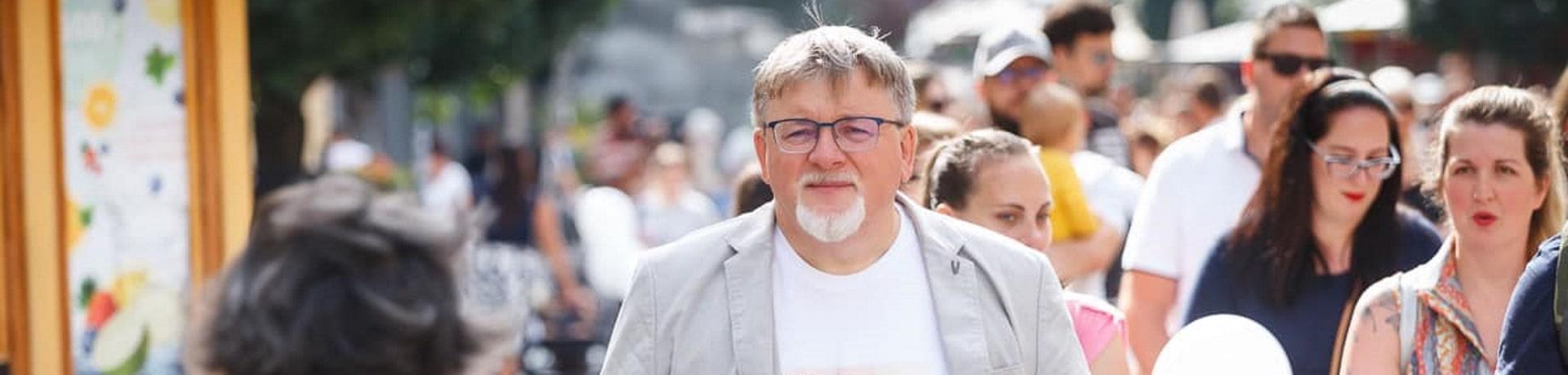 Dr. Dézsi Csaba András Győr polgármestere